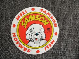 Sticker Autocollant Samson Meli Adinkerke - Stickers