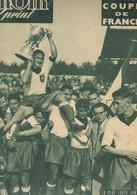 FOOTBALL - REVUE MIROIR SPRINT - NUMERO SPECIAL - LILLE - COUPE DE FRANCE -1948 - - Books