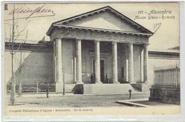 ALEXANDRIE (Egypte) - Musée Greco-Romain 1906 - Alexandria