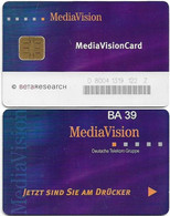 Germany - MediaVision TV Access Card, Used - Altri