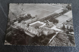 CPSM - Château D'ABZAC - Vue Aérienne - Other Municipalities