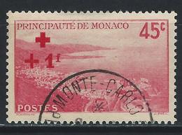 MC2-/-734- CROIX-ROUGE - N° 204, OBL. , Cote 5.00 €, IMAGE DU VERSO SUR DEMANDE - Usados