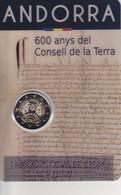 Andorre 2019 - 600 Ans Du Conseil De La Terre. - Andorra