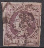 1860 Ed. 56 Matasellos  Rc 20 - Used Stamps
