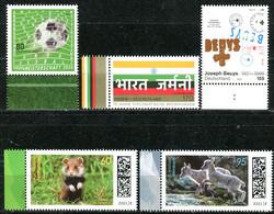 BRD - Mi 3608 / 3612 ✶✶ # - Nassklebende Marken Komplett,  Ausg.: 10.06.2021 - Unused Stamps