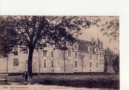 CPA - 44 - 46  -  CHATEAUBRIANT - CHATEAU DE LA RENAISSANCE - AILE MERIDIONALE ET TOUR DE FRANCOISE DE FOIX - - Châteaubriant