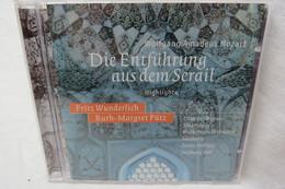 """CD """"Die Entführung Aus Dem Serail"""" Von Wolfgang Amadeus Mozart, Fritz Wunderlich, Ruth-Margret Pütz, Salzburg 1961 - Opere"""