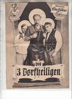 """Illustrierte Film-Bühne Nr. 446 """"Die 3 Dorfheiligen"""" IFB - Magazines"""