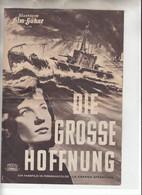 """Illustrierte Film-Bühne Nr. 2785 """"Die Grosse Hoffnung"""" IFB - Magazines"""