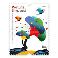 Portugal ** & Joint Issue Series Portugal And Singapore 2021 (77764) - Unused Stamps