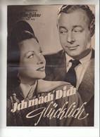 """Illustrierte Film-Bühne Nr. 493 """"Ich Mach Dich Glücklich"""" IFB - Magazines"""