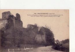 CPA - 44 - 48  -  CHATEAUBRIANT - DONJON ET CHAPELLE DU CHATEAU FORT - - Châteaubriant