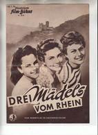 """Illustrierte Film-Bühne Nr. 3048 """"Drei Mädels Vom Rhein"""" IFB - Magazines"""