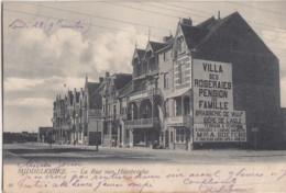 MIDDELKERKE / VAN HINSBERGH STRAAT  1905 - Middelkerke