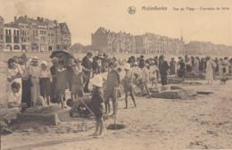 MIDDELKERKE / WEDSTRIJD FORTENBOUW - Middelkerke