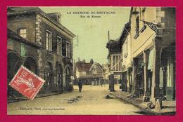 CPA La Guerche De Bretagne - Rue De Rannée - La Guerche-de-Bretagne
