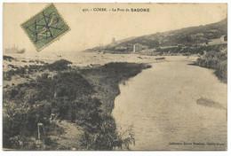 2A-SAGONE- Le Port...1917 - Sonstige Gemeinden