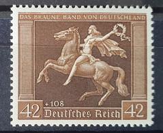 Deutsches Reich 1938, Mi 671y MNH Postfrisch - Ongebruikt