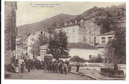2A-VICO- Place Du Pont... 1918  Animé - Sonstige Gemeinden