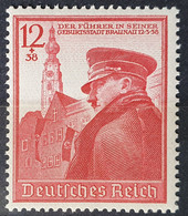 Deutsches Reich 1939, Mi 691 MNH Postfrisch - Ongebruikt