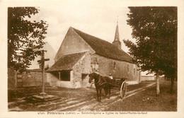 Pithiviers , Saint Grégoire    ( Scan Recto Et Verso ) - Pithiviers