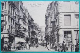 LILLE  -  Rue Neuve - Lille