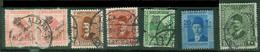 Afrique - EGYPTE - Yt Poste 73 122 123 72 195 129 LIQUIDATION Oblitérés - Used Stamps