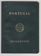 Passport PORTUGAL 1978 Passeport – Reisepaß - Historical Documents