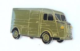 Pin's CITROEN HY Ou 1000 Kg Ou Tube - K097M - Citroën