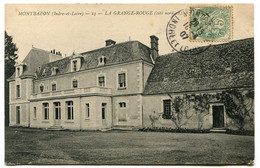 MONTBAZON LA GRANGE-ROUGE Côté Nord-est - Montbazon