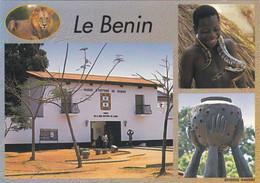 Bénin - Ouidah - Vues Diverses - Le Musée - Le Temple Des Pythons Et La Jarre, Symbole De L'unité - Benin