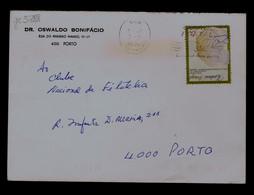 "Gc5788 PORTUGAL Sculptures V.N.Gaia Slogan-pmk 1995 ""Soc.Sarmento Museum -Guimarães CULTURA CASTREJA Sec.I"" +gift Mailed - Archéologie"