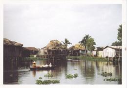 Bénin - Cité Lacustre De Ganvié - Lac Nokoué - Benin