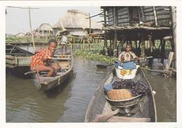 Bénin - Cité Lacustre De Ganvié - Lac Nokoué - L'avenir Du Lac - Benin