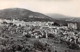 MONS En 1965 (Var)  Vue Générale Et Le Château - Collection CASTELY - MONS  (¬‿¬) ♣ - Other Municipalities