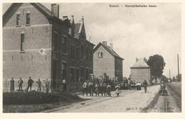 Postkaart   RANST. - Herenthalsche Baan. - Ranst