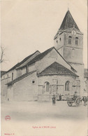 Ain.  Eglise De L' Huis. - Autres Communes