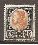 Tailandia (Siam) Nº Yvert  198 (usado) (o) - Siam