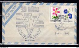 Brief Van Ejercito En La Antartida - Briefe U. Dokumente
