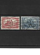 1922 ALLEMAGNE Symboles De L'empire YT 76 Et 78 Oblitérés - Usati