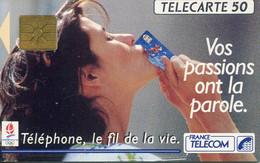 TELECARTE  France Telecom 120 UNITES.  .1.000.000.  EX. - Telecom Operators