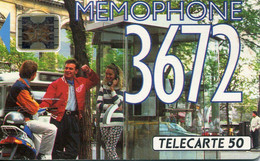 TELECARTE  France Telecom 50 UNITES.  .1500.000.  EX. - Telecom Operators