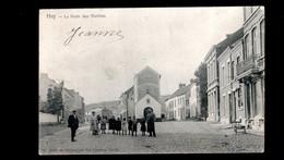 1497-HUY-porte Des Maillets-->ANTHEIT-CHENEE 1908 - Huy