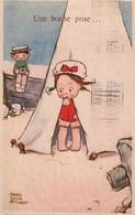 Une Bonne Prise ... Mabel Lucie Attwell. 1933. - Attwell, M. L.
