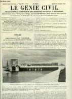 Le Génie Civil Tome XCV N° 19 - L'usine Hydro-électrique De L'Ardnacrusha Sur Le Shannon, Et L'électrification De L'Irla - Sonstige
