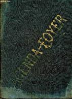 Agenda Foyer - Maison Du Petit Saint Thomas- 1889- Contenant Des Menus De Famille Et De Grands Diners, Des Conseils D'hy - Agenda Vírgenes