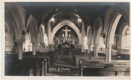 Vintage Unused RP Hawke Of Helston Card St Hilary Church - Altri
