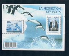 BLOC - France 2009  F 4350 Neuf N**  Protection Des Poles - Nuevos