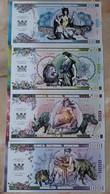 Romedia - Set 4 Banknotes 100 200 500 1000 Dureros 2019 UNC Polymer - Autres - Amérique