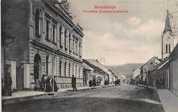 Romania - RESITA (Resicabanya) - City Hall On Queen Elizabeth Street. - Roemenië